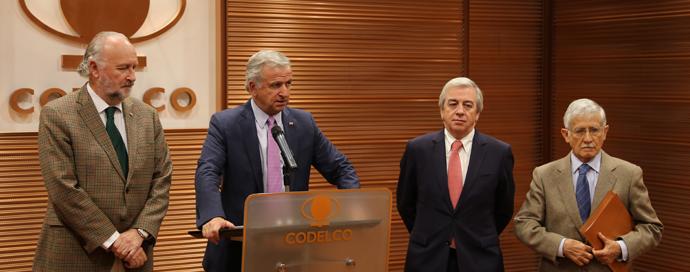 Junta de accionistas valoró el cumplimiento de las metas de Codelco y los avances en materia de probidad